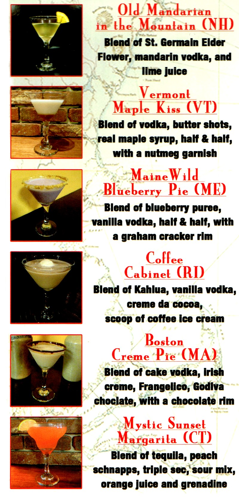 Alcoholic Coffee Beverages